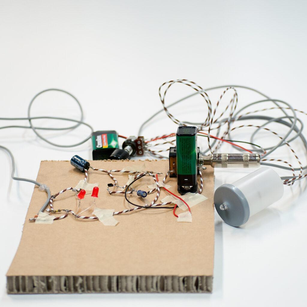 Kammermusik für Dioden, Widerstände und Transistoren