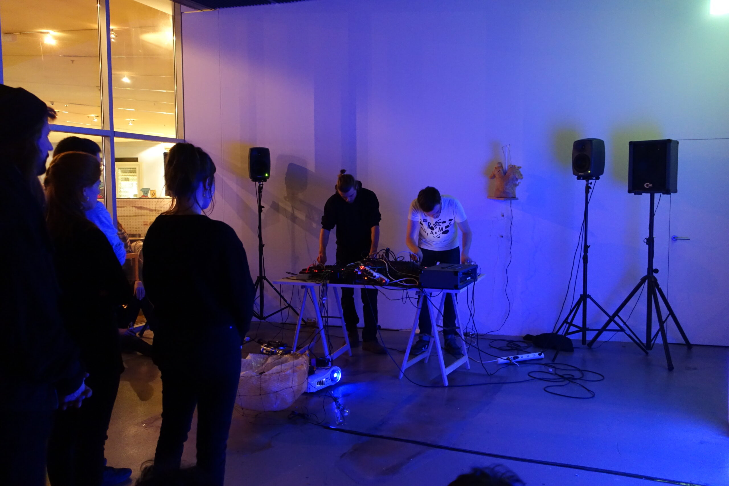 Soundperformance Kunsthalle Luzern