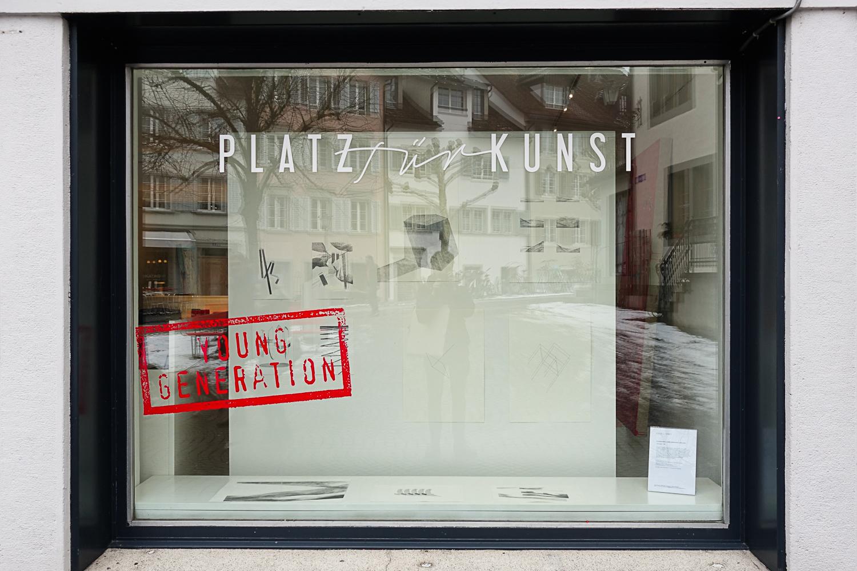 Ausstellung Platz für Kunst