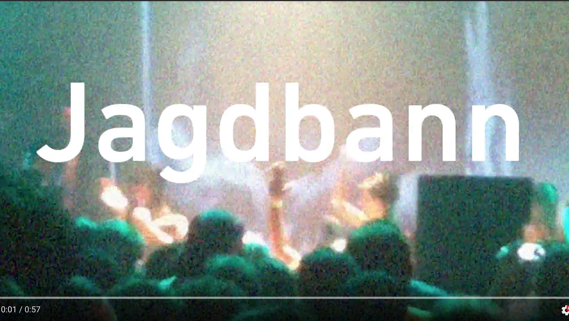 """Trailer für """"Jagdbann"""""""