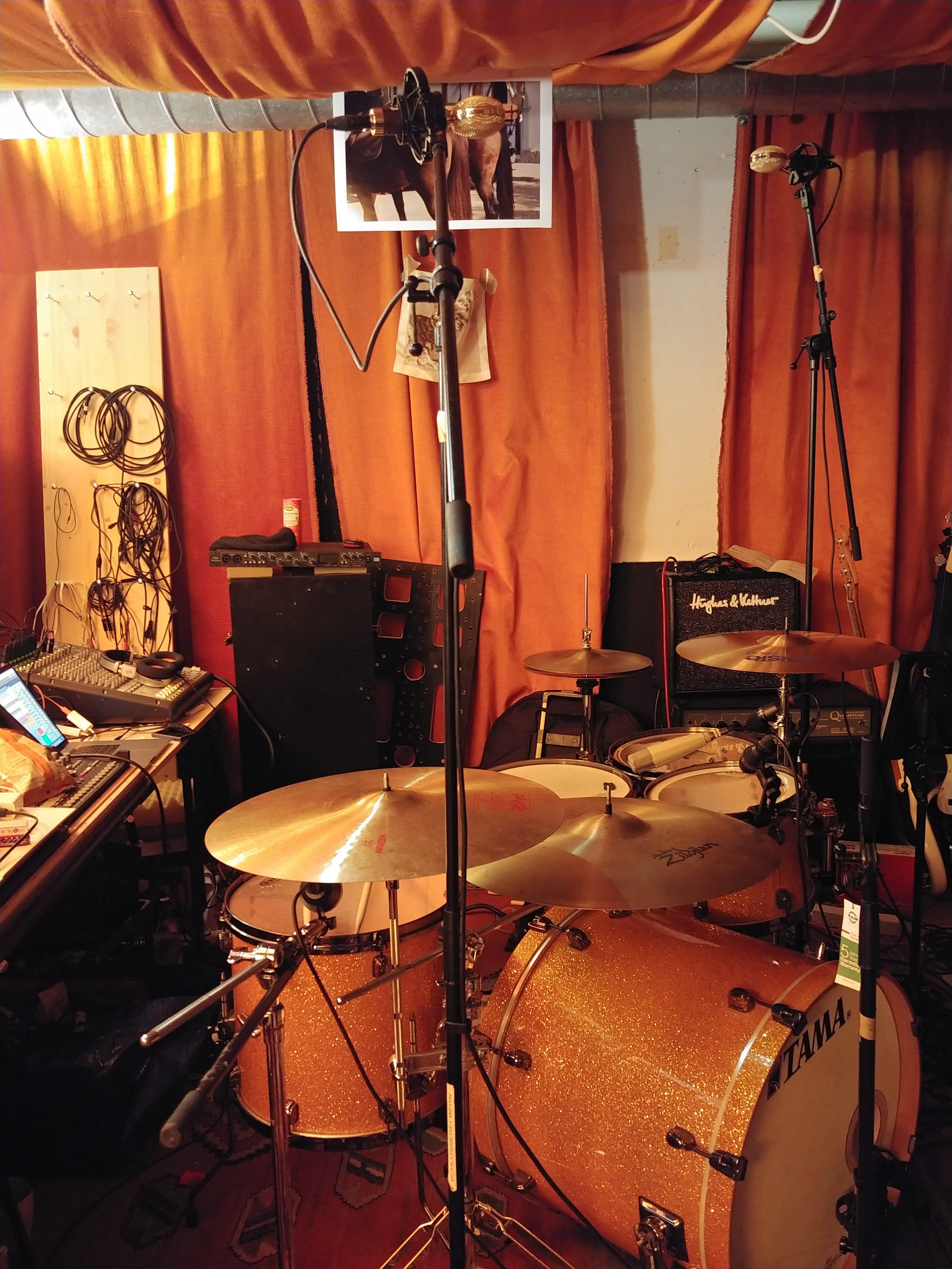 Musik: Recording, Mixing, Mastering