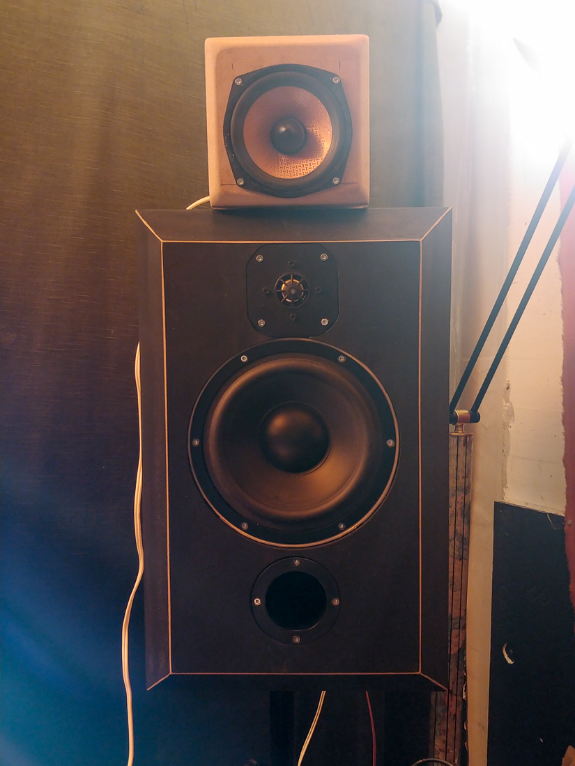 DIY Studio Monitors